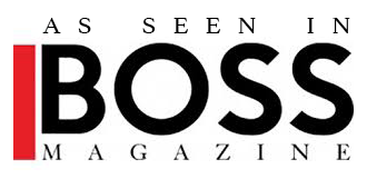 As Seen In BOSS Magazine