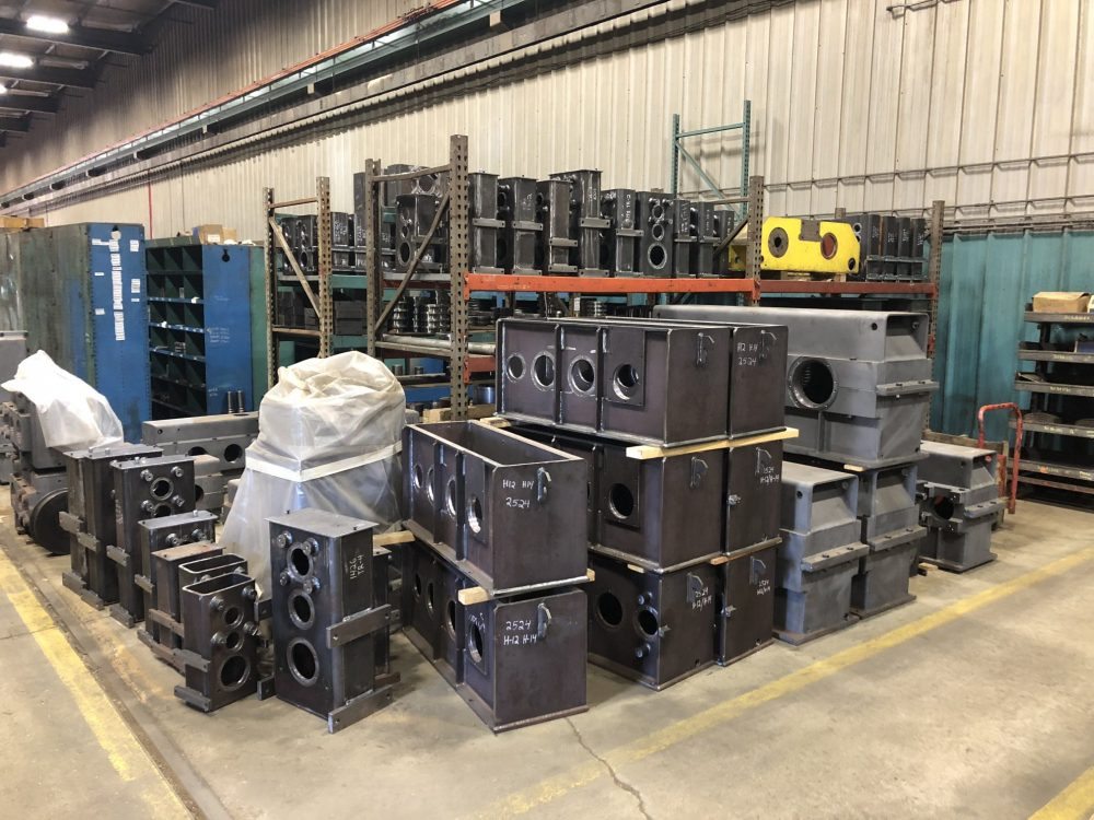 Gearboxes in Inventory