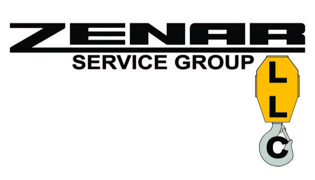 Zenar Service Group Logo with Hook